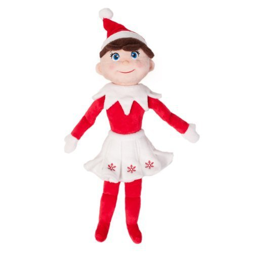 Elf on the Shelf Plush - Blue Eyed Girl