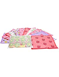 Kuber Industries Printed Non Wooven Saree Cover Set Of 12 Pcs (Multi) - B01H97XPEE