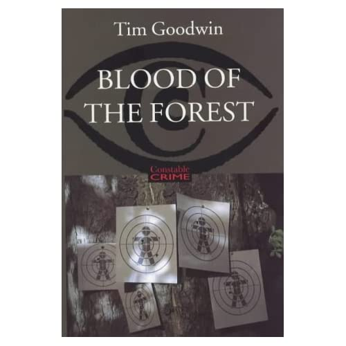 Blood of the Forest Hb (Constable Crime)