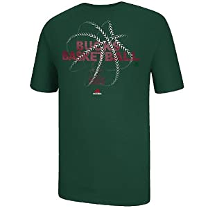 Milwaukee Bucks adidas NBA Resonate Ball T-Shirt by adidas