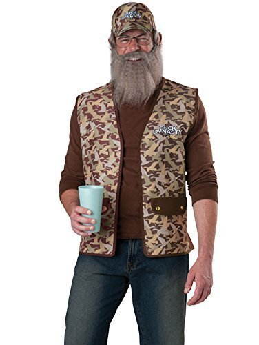 Duck Dynasty Uncle Si Adult Costume