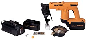 BOSTITCH CRN38K 20.4-Volt Cordless Roofing Nailer w/Case