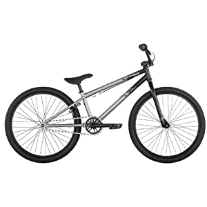 Diamondback 2012 Session Pro 24 BMX Bike (Super Nickle/Black, 24-Inch)