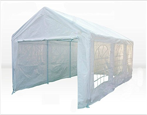 DELTA Canopies 20'X10' PE Water Resistant Party Wedding Tent carport Canopy picture