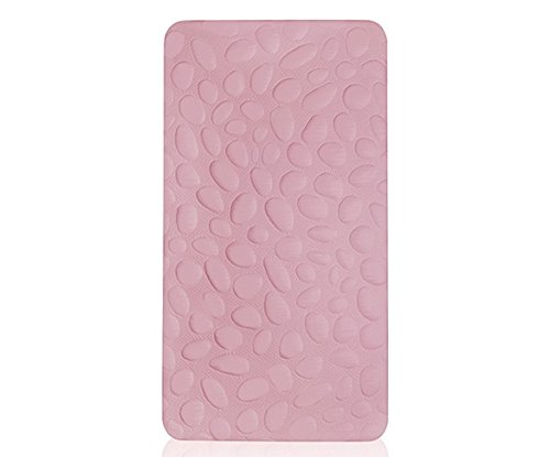 Best Prices! Pebble Pure Crib Mattress, Blush