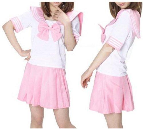 【 今日から 女子高生 】 コスプレ セーラー服 学生服 女子高生