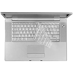 "ProTouch Keyboard Protector, MacBook Pro 15/17"" - Arctic Clear"