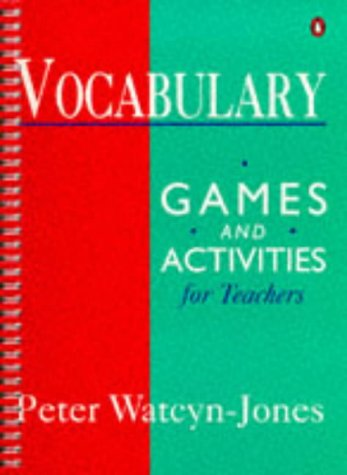 Vocabulary Games and Activities for Teachers (Penguin English)