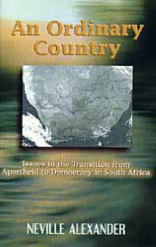 south africas transition to democracy Business in the transition to democracy in south africa: historical and  contemporary perspectives march 2017 | brian ganson download.