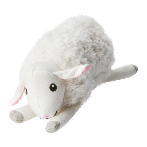 IKEA Leka Musical Toy Sheep - 1