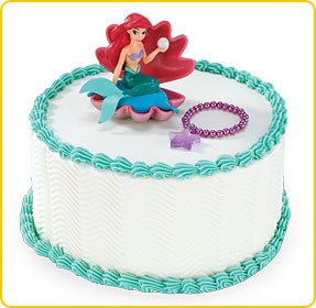 404 squidoo page not found for Ariel cake decoration