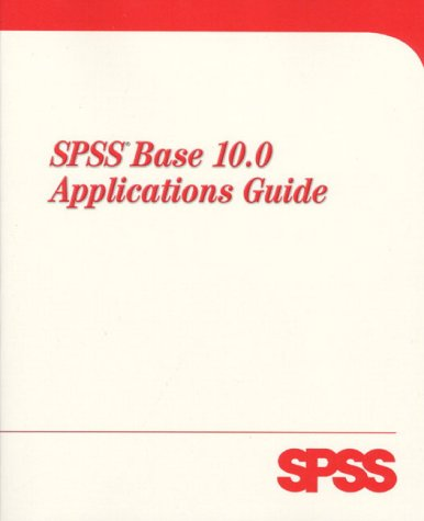 SPSS Base 10 Applications Guide