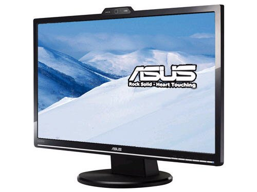 Asus Vk248H-Csm 24-Inch Full-Hd Led-Lit Lcd Monitor With Integrated Speakers And Webcam