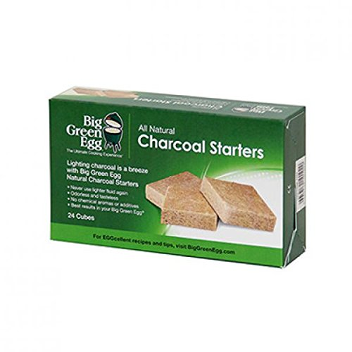 Purchase Big Green Egg All Natural Charcoal Starters - 24 cubes