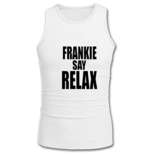 Frankie Says Relax Unisex For 2016 Mens Printed Tanks Tops