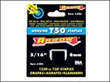 Arrow T50 Staples Box 5000 8mm - 5/16in