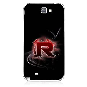 Samsung Galaxy Note II printed back cover (2D)RK-AD039