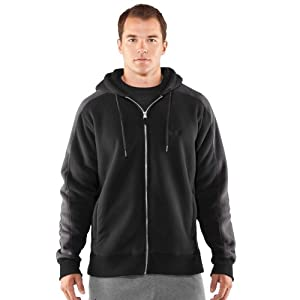 Under Armour Men's UA Sherpa Hoodie Small Black