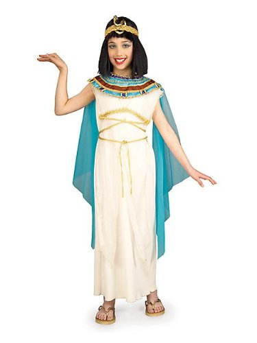 Girls Deluxe Cleopatra Costume