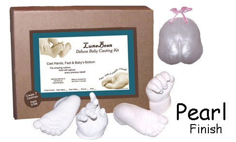 Deluxe 3d Prints Baby Casting Kit