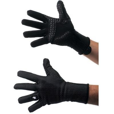 Buy Low Price Assos 2013 EarlyWinter 851 Full Finger Winter Cycling Gloves – Black – P13.52.505.10 (B0023FC2JW)
