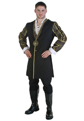 Plus Size King Henry VIII Costume