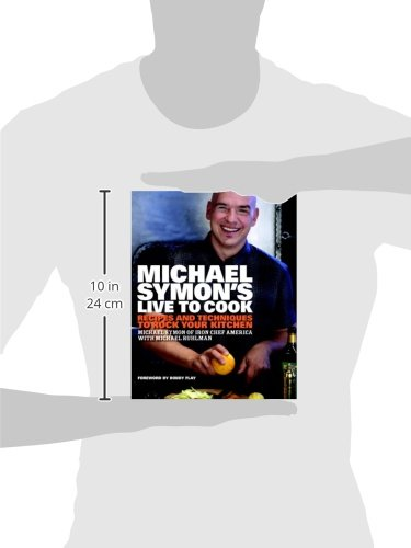 Michael Symon's Live to Cook: Recipes and Techniques to Rock Your Kitchen random context picture grammars