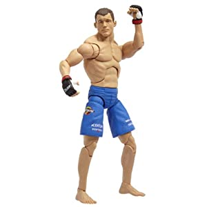 Deluxe UFC Figures #4 Matt Hughes