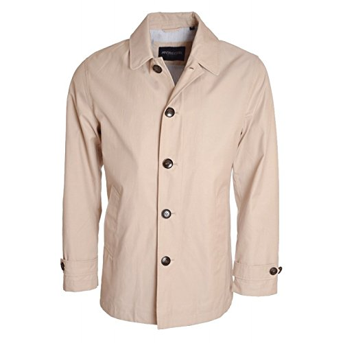 McGregor/Trench-coat McGregor Arthur-Summer, per uomo, colore: beige beige 52