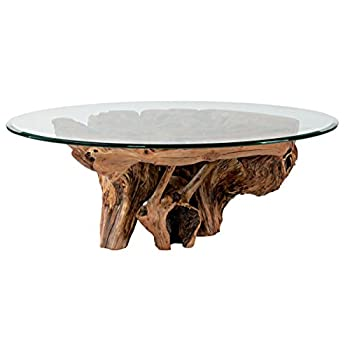 Hammary Root Ball Cocktail Table