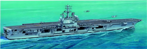 Italeri U.S.S Ronald Reagan (Aircraft Carrier Model Kits compare prices)