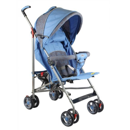 1st Step Baby Stroller Blue ST 1068 1-3years