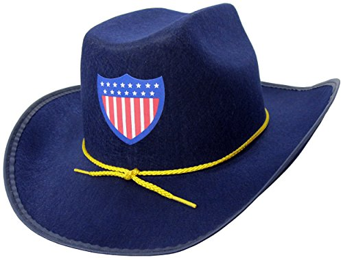 Adult Civil War Union Officer Costume Hat