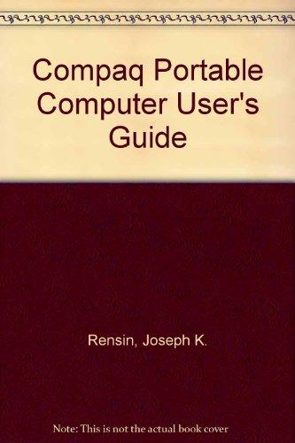 COMPAQ portable computer: Users guide (Compaq Portable compare prices)