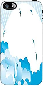 Snoogg Awesome Bright Birdy 2462 Designer Protective Back Case Cover Forapple...