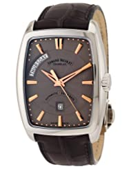 Armand Nicolet Men's 9630A-GS-P968GR3 TM7 Classic Automatic Stainless-Steel Watch