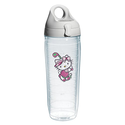 tervis-1206302-hello-kitty-golf-kitty-emblem-water-bottle-with-grey-water-bath-lid-24-oz-clear