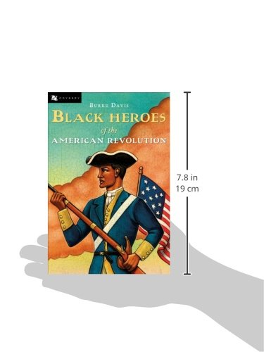 Black Heroes of the American Revolution (Odyssey Books)