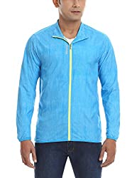 Reebok Men's Synthetic Track Jackets (4054714871704_B88922_L_Blue)