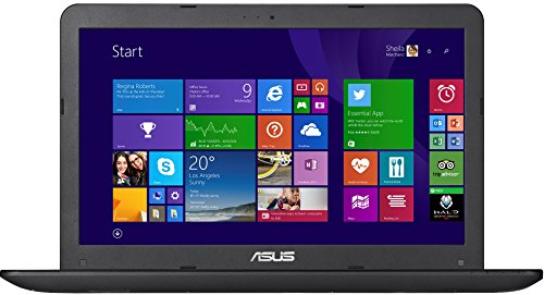Asus F555LB-XO274H 39,6 cm (15,6 Zoll) Notebook (Intel Core i5-5200U, 2,7GHz, 8GB RAM, 256GB HDD, NVIDIA GF 940M, DVD, Win 8.1) gelb