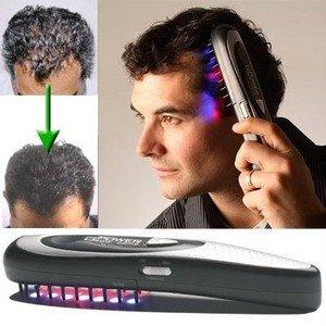 【日本語説明書付き】Power Laser Grow Comb パワーグローコーム  育毛促進・毛髪再生 毛根を元気に 育毛ヘアブラシ 薄毛、スカルプ、頭皮ケア、毛根を元気に、脱毛防止、ハゲ    並行輸入品