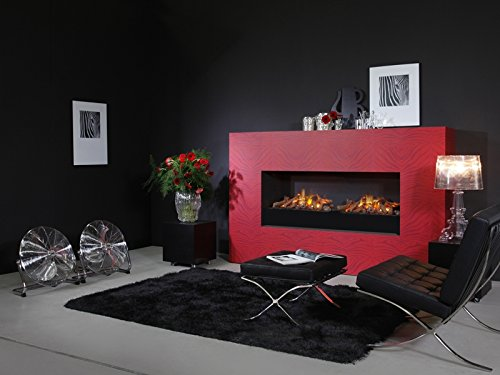 3d wasserdampf kamineinsatz cassette opti myst 72 cm breit. Black Bedroom Furniture Sets. Home Design Ideas