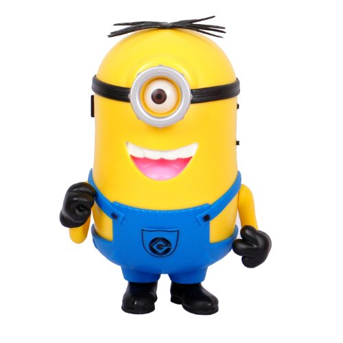 LETS Portable Mini Minions Speaker with USB / Micro SD/ TF card Slot / Stereo FM for PC / tablet / MP3 player / laptop / Mobile Phone + 8GB SD card