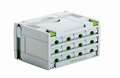 Festool 491986 12-Drawer Sortainer by Festool