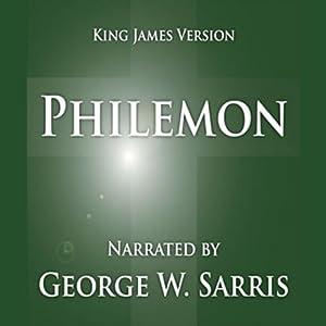 The Holy Bible - KJV: Philemon Audiobook