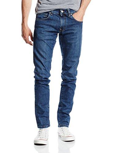 Carrera Jeans 5 Tasche Modello 717, Slim Fit, Jeans Uomo, 700 Stone Washed, 44 IT (29W/34L)