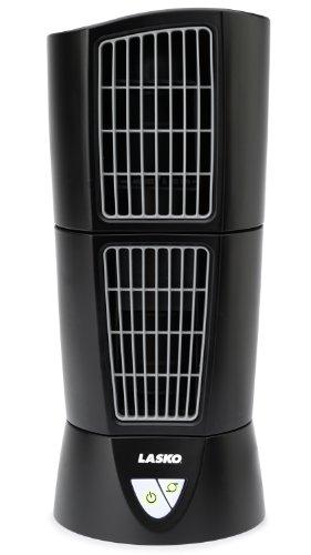 Best Price! Lasko 4916 Desktop Wind Tower Oscillating Fan