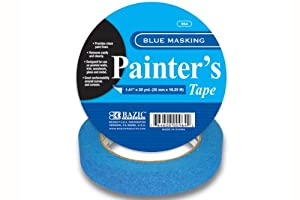 BAZIC Painter's Masking Tape, 20 Yards, Blue