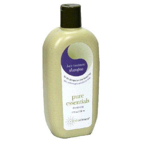 Shampoo-Hair Treatment Earth Science 12 Oz Liquid