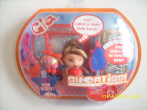 Shorties Gia Doll - Buy Shorties Gia Doll - Purchase Shorties Gia Doll (mattel, Toys & Games,Categories,Dolls)